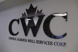 CWC Wall Sign
