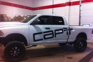 Cap-It Truck