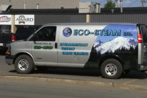 Eco Steam Van
