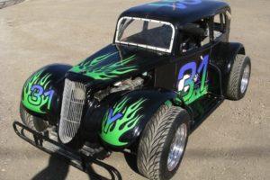Gravedigger Legend Car