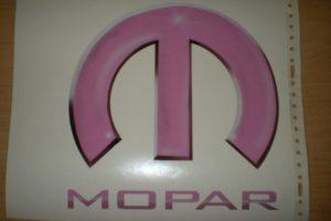 Pink Mopar
