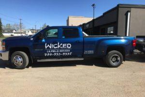 Wicked Oilfield GMC