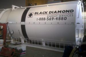 Black Diamond Tanks