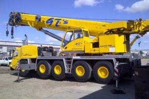 GT's Cranes